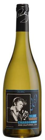 Graceland Cellars Chardonnay Blue Suede